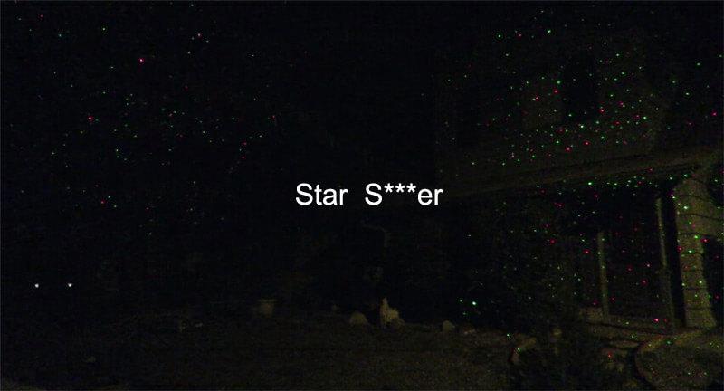 X FIREFLY RGB Garden Laser Lights VS Star Sxxxer Green U0026 Red Laser Lights