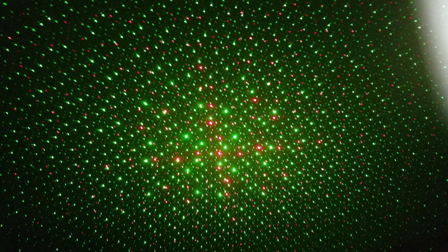 Firefly lights are great XLASERLIGHT